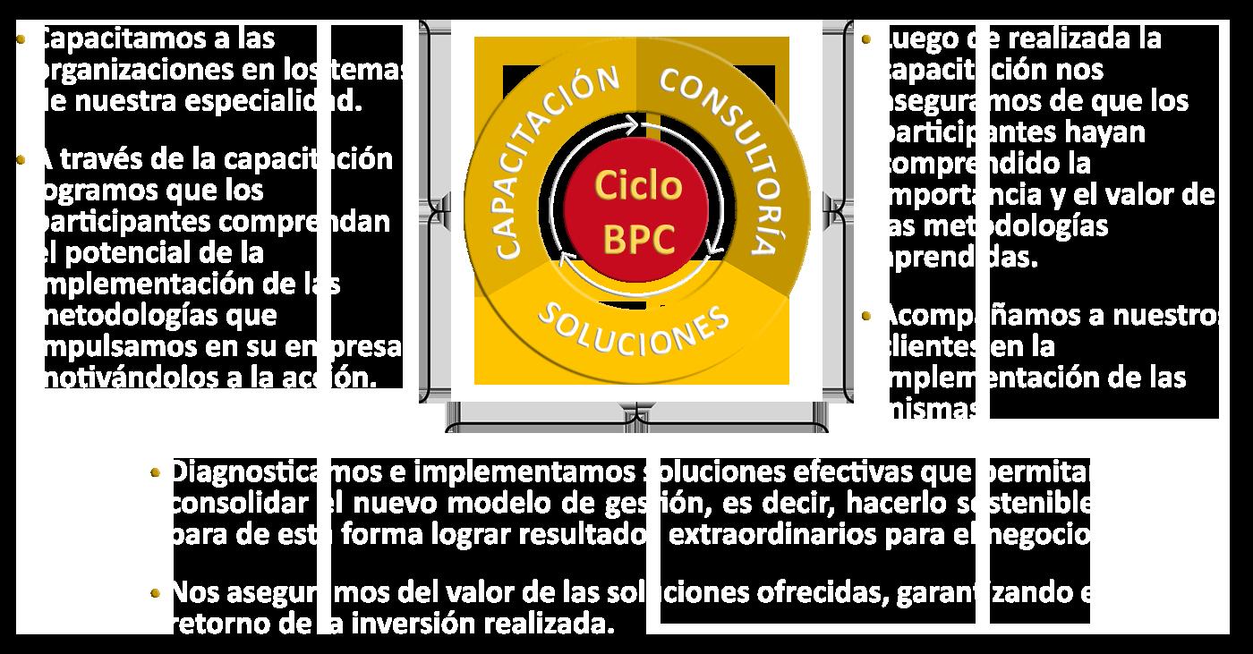 Ciclo BPC
